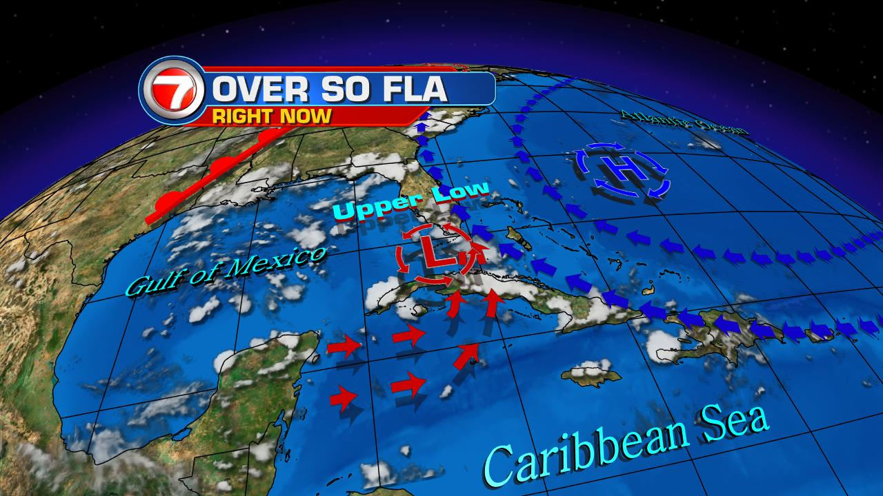 The Phil Factor Weekend Weather - Us weather map with high and low pressure