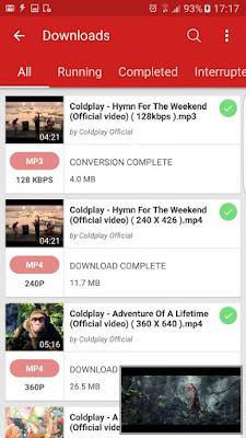 تطبيق Videoder مدفوع للاندرويد, تطبيق Videoder, منزّل فيديوهات وموسيقى مجاني للأندرويد، برنامج تحميل الفيديو من النت للاندرويد, منزل الفيديو من اليوتيوب