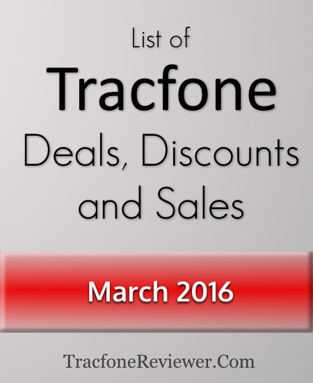 Best Tracfone Deals - The best TracFone deals on phones and airtime