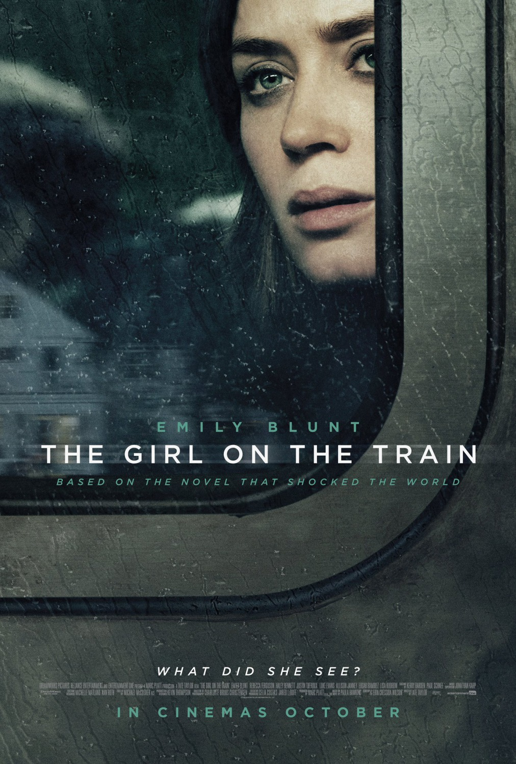Nonton Film The Girl on the Train (2016)