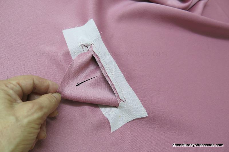 patrones para hacer un bolsillo