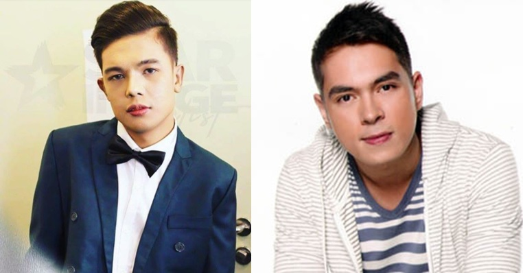 Xander Ford and Jake Cuenca