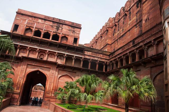 Visita al Fuerte de Agra
