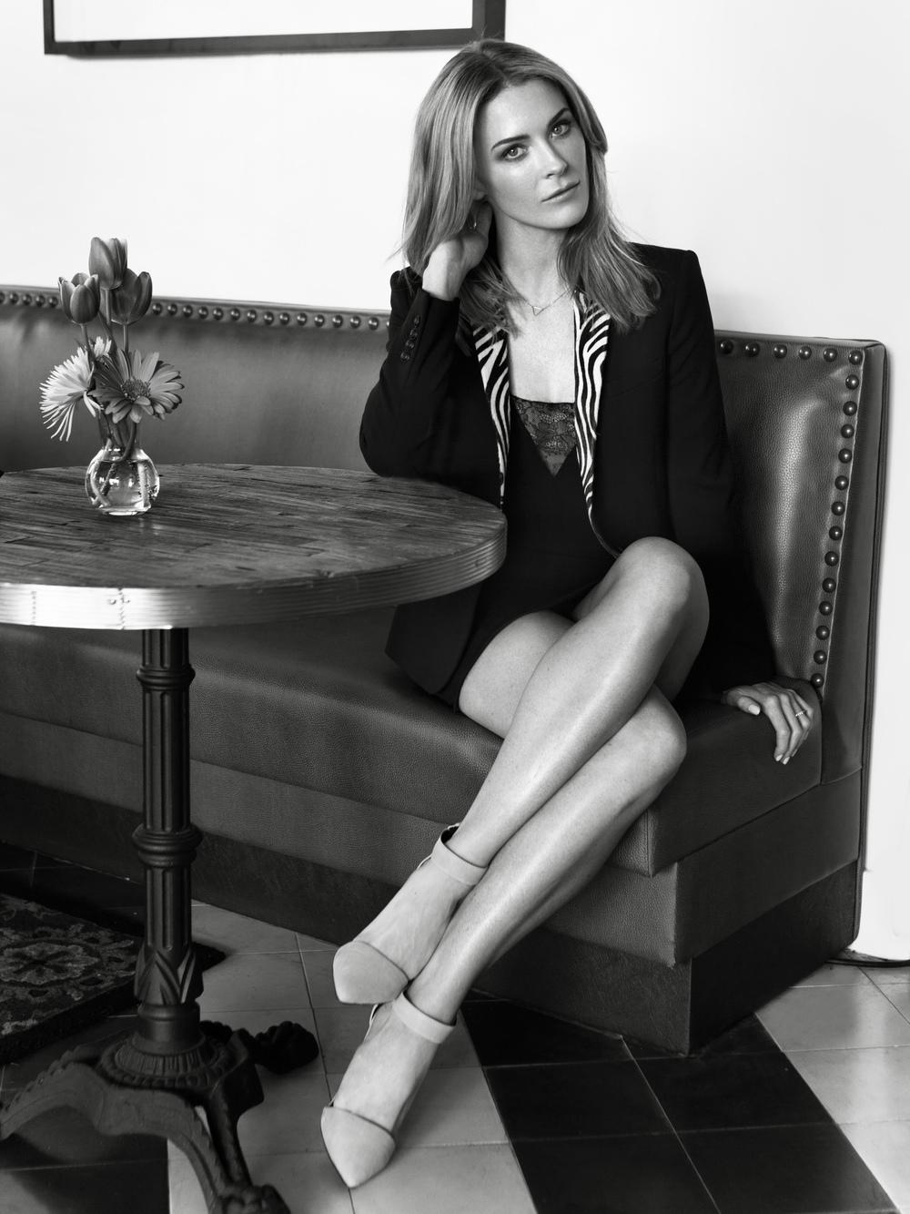 Bridget Regans Hot Legs