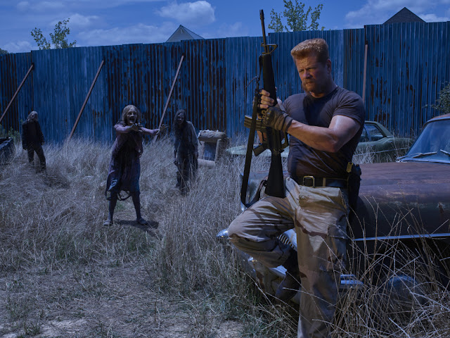 Michael Cudlitz como Abraham – The Walking Dead _ temporada 6, Gallery – Photo Credit: Frank Ockenfels 3/AMC