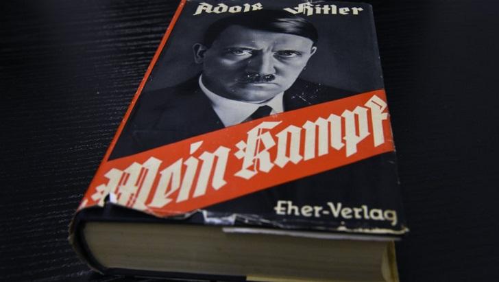 Buku Karya Adolf Hitler Terjual Hingga 10 Juta Eksemplar