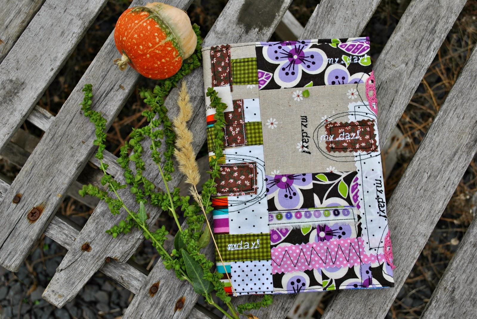 softbook, soft book, обложка, блокнот в твердой обложке, обложка на блокнот своими руками, текстильная обложка, обложки из ткани