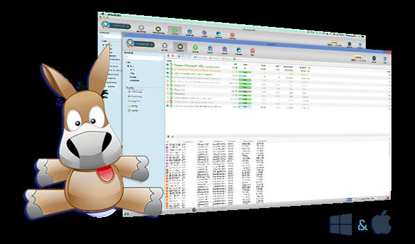 I Nuovi Forum con link ed2k per scaricare File da Emule