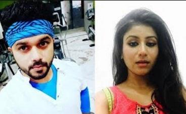Raja Rani Serial Semba Karthik Selfie Pulla Song Dubsmash