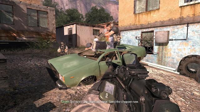 Call of Duty Modern Warfare 2 Full Version