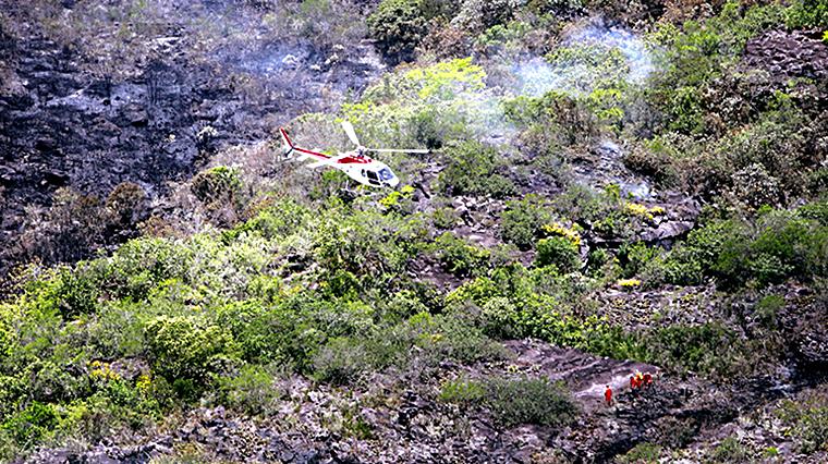 Governo repassa R$ 500 mil para prevenção a incêndios na Chapada Diamantina