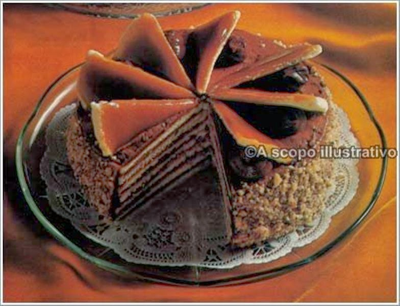 Dobos Torte Recipes  Dishmaps
