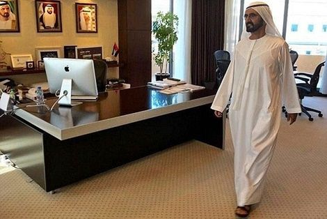 Top Govt Officials Sacked After Dubai Ruler Finds Lots Of Empty Seats At 7:30am