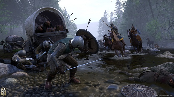 Kingdom Come Deliverance PC Free Download Screenshot 1