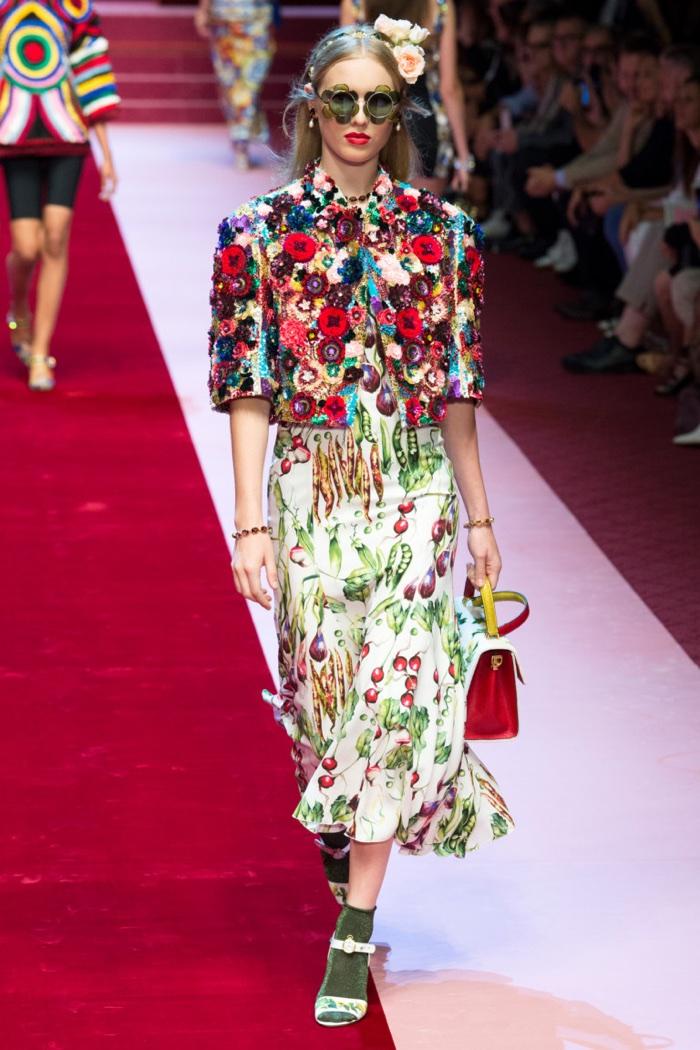 Dolce & Gabbana Spring/Summer 2018 Collection