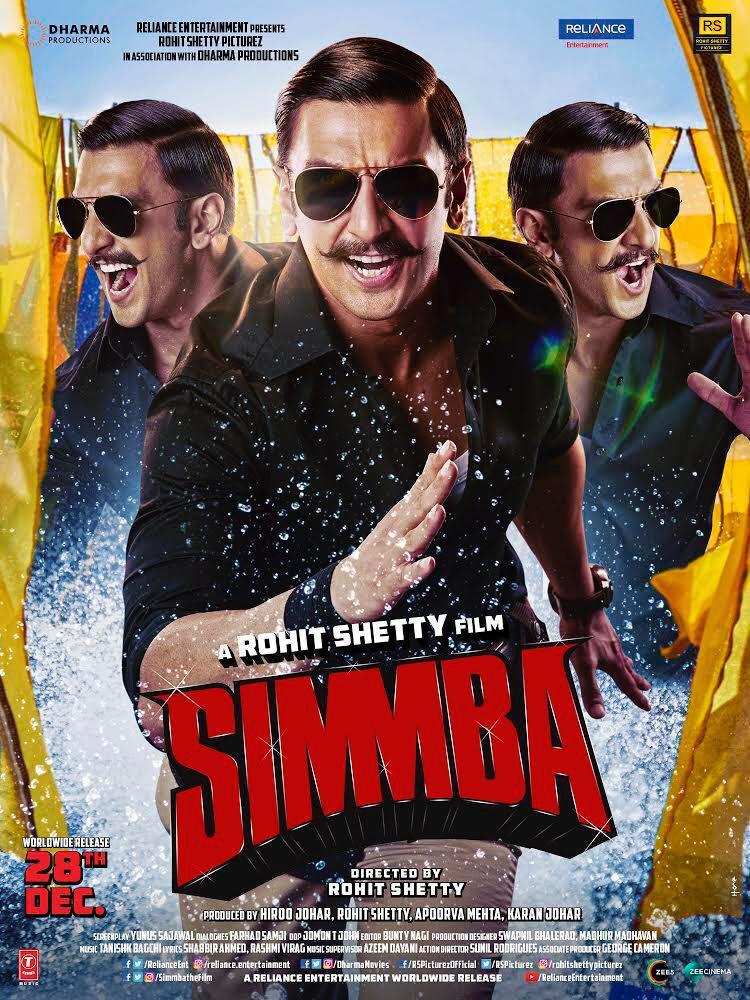 Simmba - Poster
