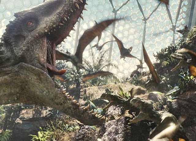 Jurrasic World 2 Will Get You Watching Don't Miss It