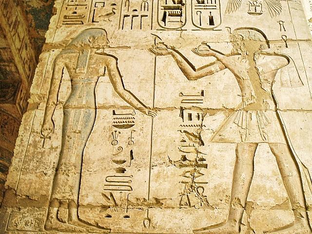 Egipto fue nuestro primer viaje