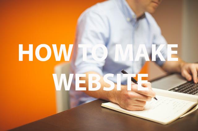 Langkah-langkah Pembuatan Website atau Blog