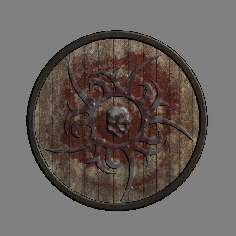 Andy's art blaaarrrge blog: Dark Souls shield design contest