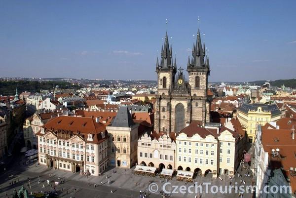 Nuestra Señora de Tyn (Praga, República Checa)
