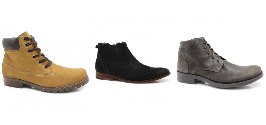 0853f72764 Reberth Fiorezzo  Botas Masculinas da Zariff Shoes