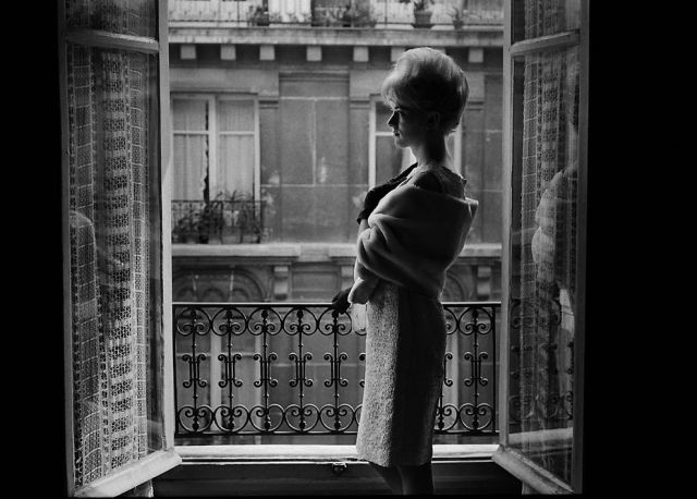 Paris Ladies Of The Night Circa The 50s And 60s Vintage Everyday