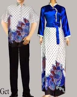 Gambar Baju Batik Untuk Resepsi Pernikahan