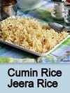 Cumin Rice,Jeera Rice