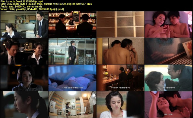 Film Love is Dead (2015) HDRip Subtitle Indonesia