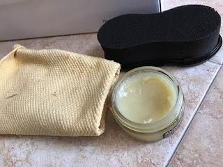 Mantenimiento calzado piel