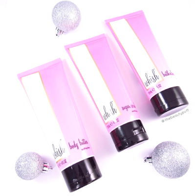 whish beauty sparkling berry - the beauty puff