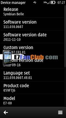 nokiae7symbianbelle1110300607flashingguidevideotutoriale7fanclubcom