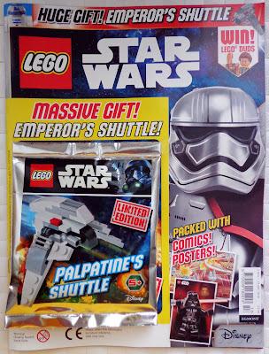 LEGO Star Wars Magazine Issue 17