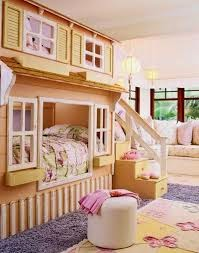 habitación divertida niña