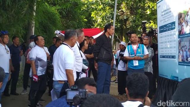 200 Ribu Masyarakat Miskin di Jawa Barat dapat Listrik Gratis dari Jokowi