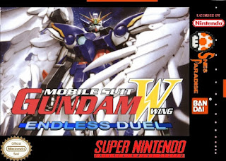 New Mobile Report Gundam Wing: Endless Duel [ SNES ]