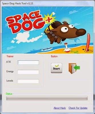 Space Dog Hack