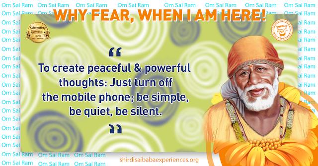 Shirdi Sai Baba Blessings - Experiences Part 2530