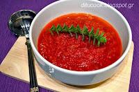 Αρωματική σάλτσα ντομάτας - by https://syntages-faghtwn.blogspot.gr