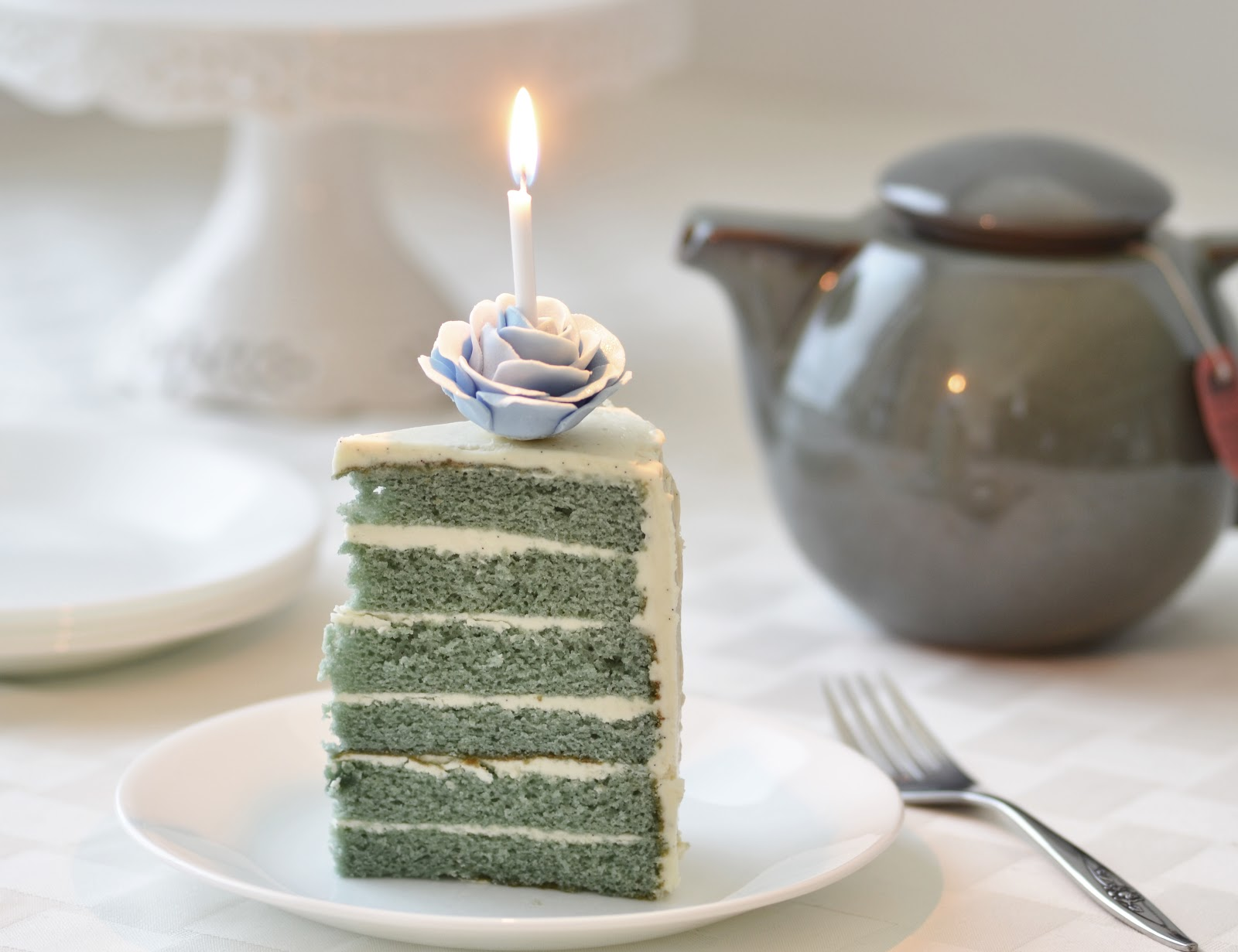Earl Grey Layer Cake