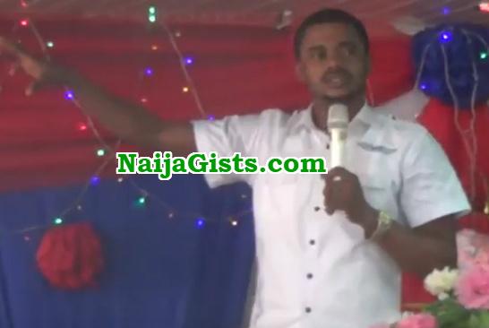 nigerian pastor charging N5000 deliverance