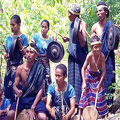 Gong Waning, Alat Musik Tradisional Dari Nusa Tenggara Timur (NTT)