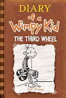 bookcover of The Third Wheel (Wimpy Kid #7)by Jeff Kinney
