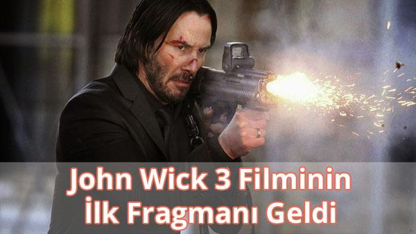 John Wick 3 Fragman İzle