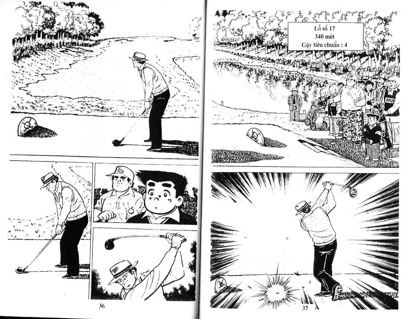 Ashita Tenki ni Naare chapter 38 trang 16