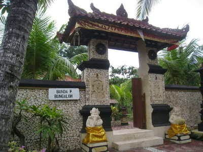Bunda 7 Bungalows Lembongan Bali