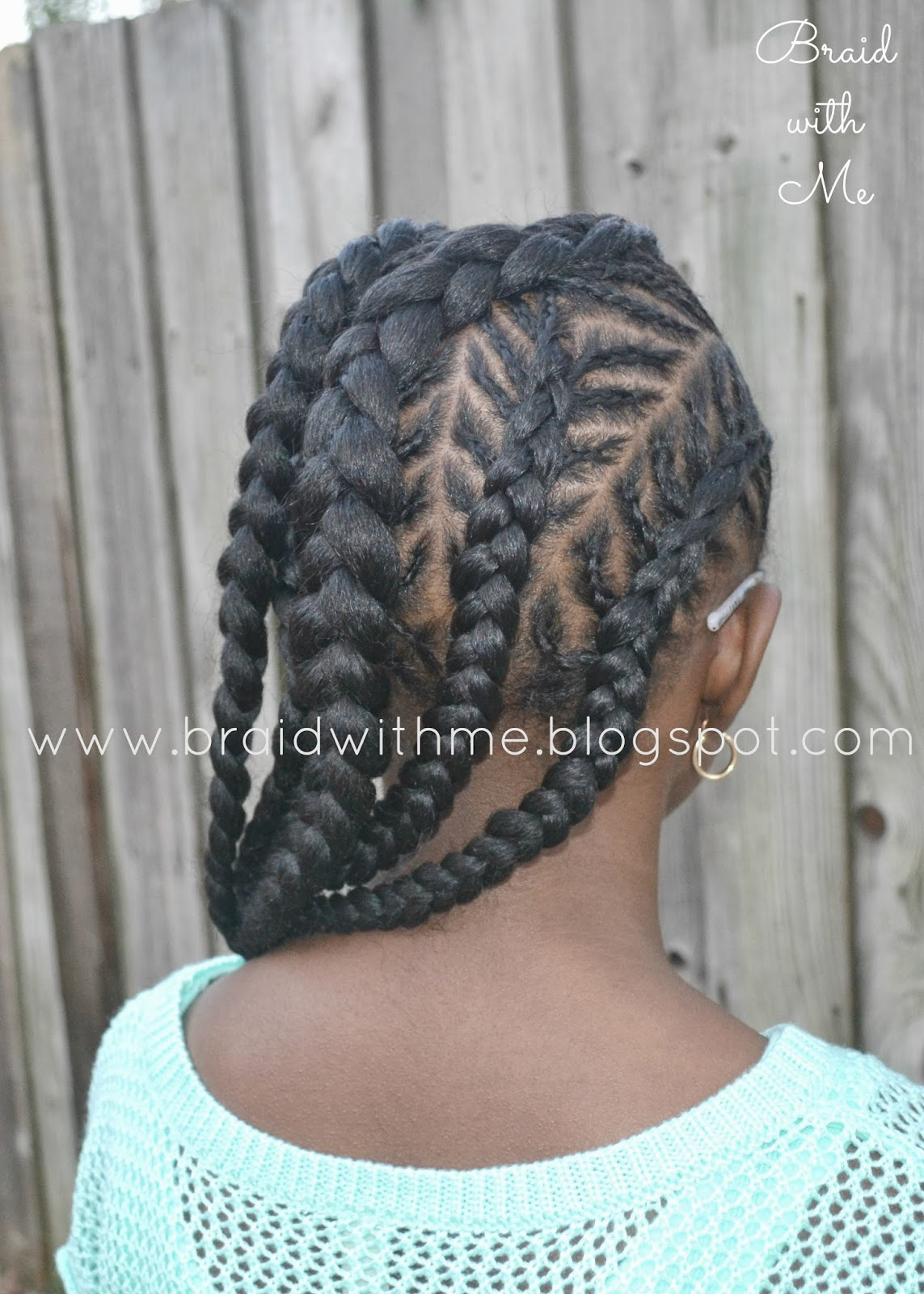 Prime Beads Braids And Beyond Natural Hairstyle For Kids Fish Bone Hairstyles For Men Maxibearus