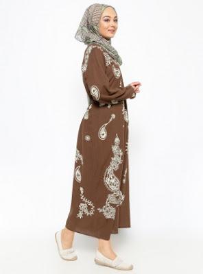 baju muslim printing
