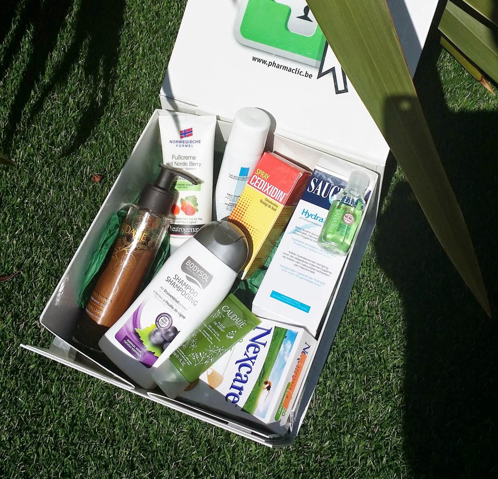pharmaclic pack vacances